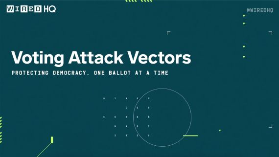 CES HQ 2021: Voting Attack Vectors and Securing Democratic Processes