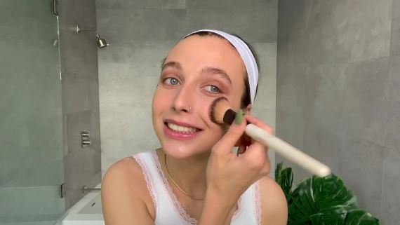 Emma Chamberlain on Her Acne Journey, TikTok Makeup, and the One Product That Gives Her Super-Soft Skin