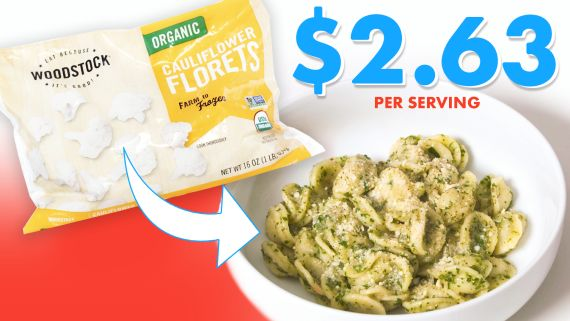 Pro Chef Turns Frozen Food Into 4 Dishes Under $3