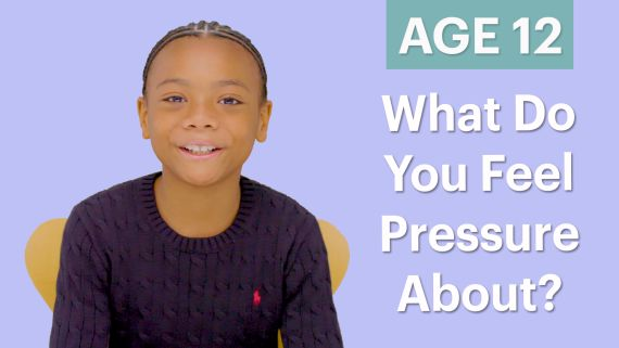 70 Men Ages 5-75: What Do You Feel Pressure About?