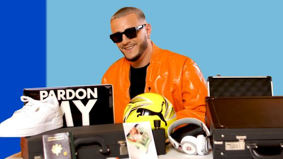 10 Things DJ Snake Can't Live Without