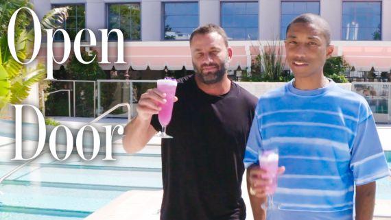 Inside Pharrell & David Grutman's Goodtime Hotel In Miami Beach