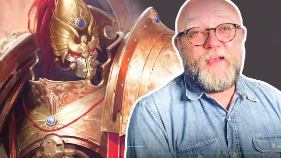 Unsolved Mysteries Of Warhammer 40K With Author Dan Abnett