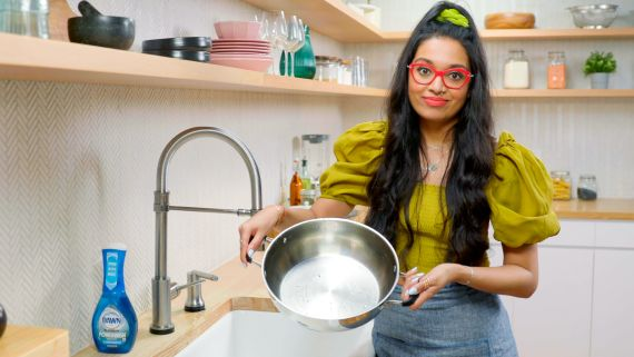 Spring Cooking and Cleaning with vegan chef Priyanka Naik