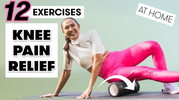 12 Exercises for Knee Pain Relief at Home