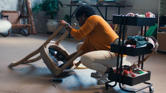The Drop In: Creative Collaborations at Work | How Nicole Crowder Brings New Life to Old Pieces