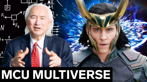 Theoretical Physicist Breaks Down the Marvel Multiverse