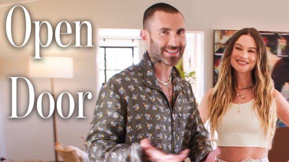 Inside Adam Levine & Behati Prinsloo's Serene L.A. Home