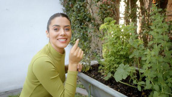 Inside Actress Lorenza Izzo's Sustainable Home