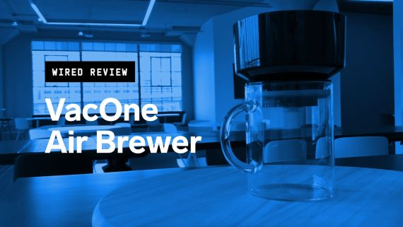 Review: VacOne Coffee Air Brewer