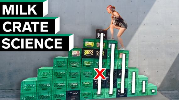 Why You'll Fail the Milk Crate Challenge