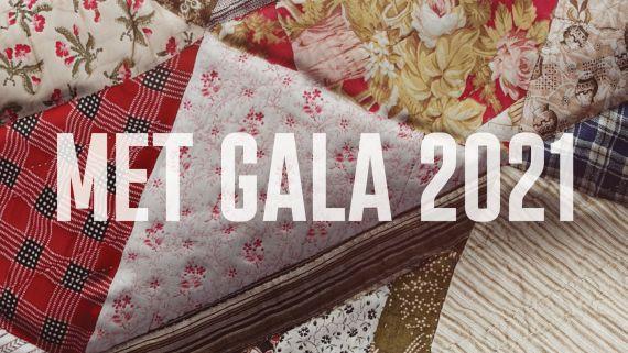 The 2021 Met Gala