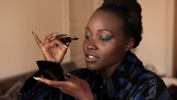Watch Lupita Nyong'o Get Ready for the Met Gala