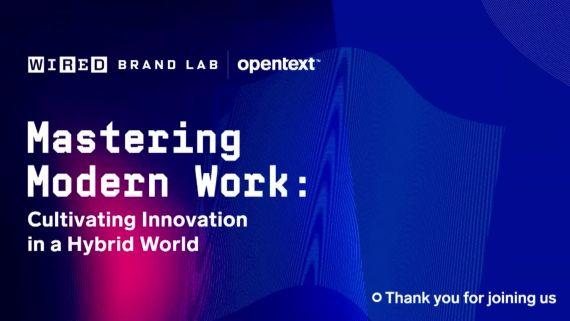 Mastering Modern Work: Cultivating Innovation in a Hybrid World