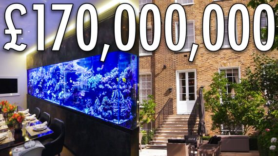 Inside A £170M 18th-Century London Mansion Owned By An Heiress