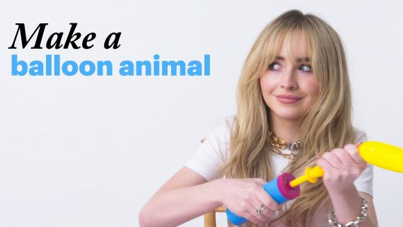 Sabrina Carpenter Tries 9 Things She's Never Done Before