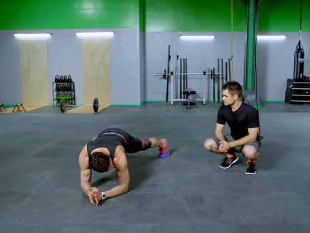 watch fighting weight  boot camp core workout  gq video