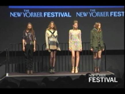 Watch The New Yorker Festival Fashion S New Guard The New Yorker Video Cne