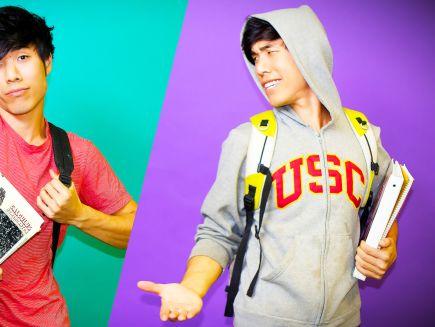 buzzfeed high school vs college