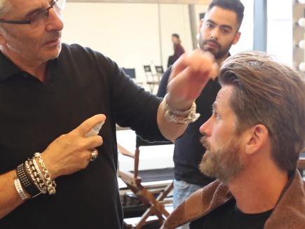 Watch Legendary Hair Stylist Thom Priano Gets 31 Models