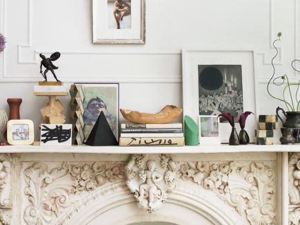 Watch 4 Ways To Style The Perfect Fireplace Mantel