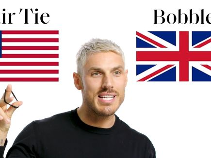 Watch British Vs American Beauty Terms With Kim