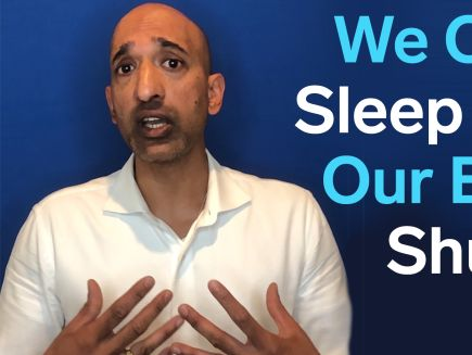 Watch Sleep Expert Debunks Common Sleep Myths Wired Video Cne