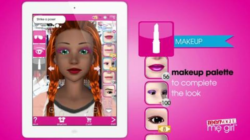 Learn About the 'Teen Vogue Me Girl' Game!