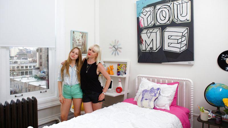 Watch My Room Makeover Leyla S Big Room Reveal Teen