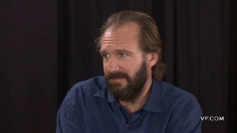 Ralph Fiennes on &quot...