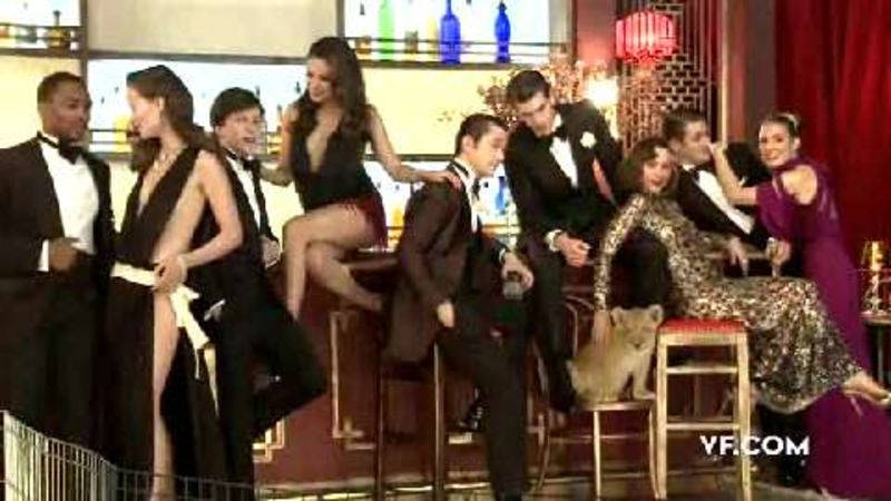 Watch The Hollywood Issue Behind The Scenes 2011 Hollywood Issue Cover Shoot Vanity Fair