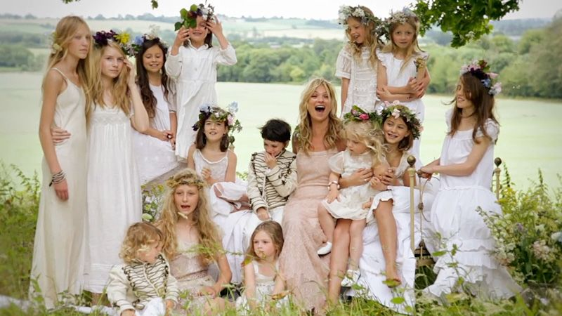 exclusive video inside kate moss�s wedding vogue videos