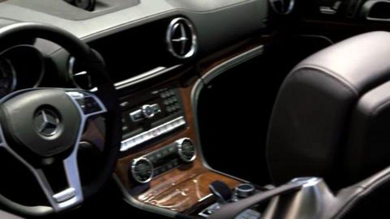 Autopia - Magic Mercedes - WIRED Videos - The Scene