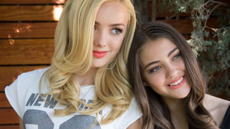 Best Friend Tag With Peyton List And Bff Kaylyn - Teen -1366