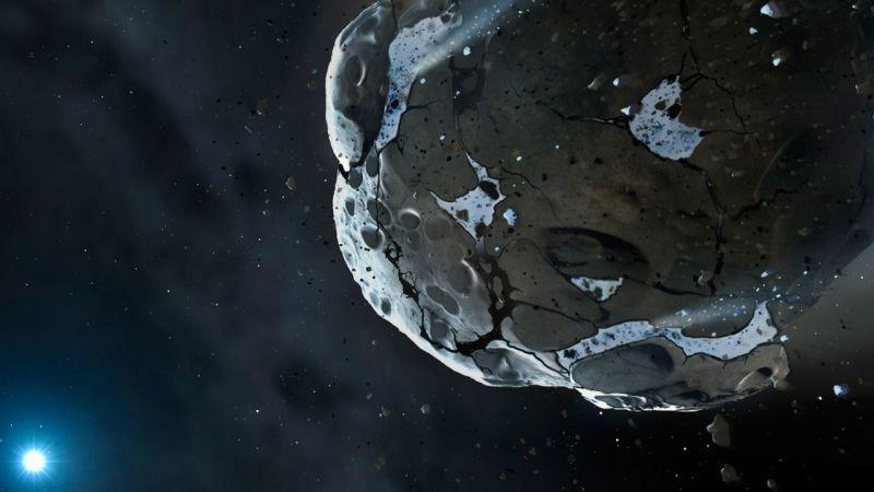 64000 Kilometer pro Stunde Riesiger Asteroid rast