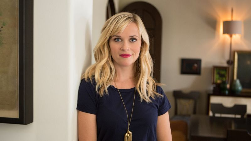 Reese Witherspoon Aka Little Spoon Inside Her L A Home