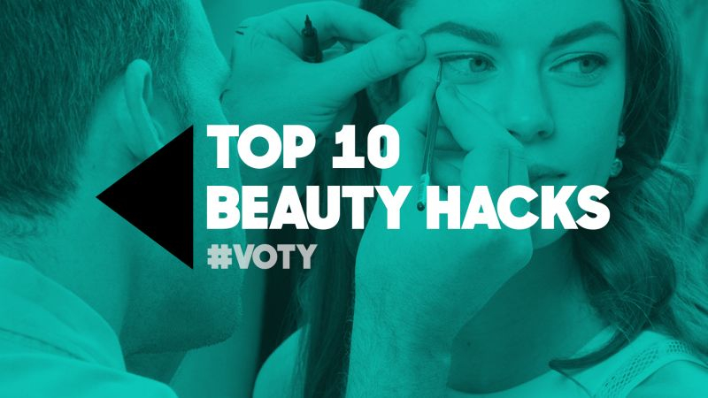 The Top 10 Beauty Hacks Every Girl Should Know Teen