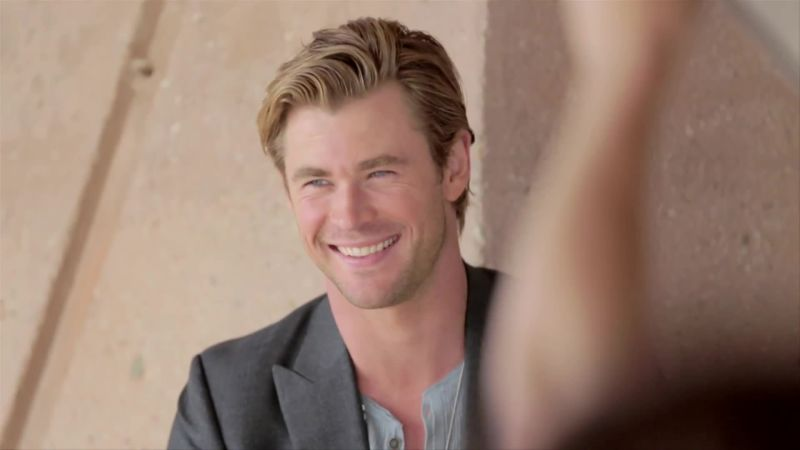 Watch Gq Cover Shoots Chris Hemsworth Tackles The Great