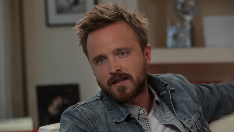 Aaron Paul Talks &quot...
