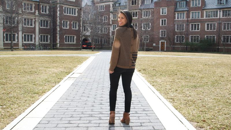 531090c48af Watch CollegeFashionista   Teen Vogue Visit UPenn s Campus to Scope Out  Style Gurus