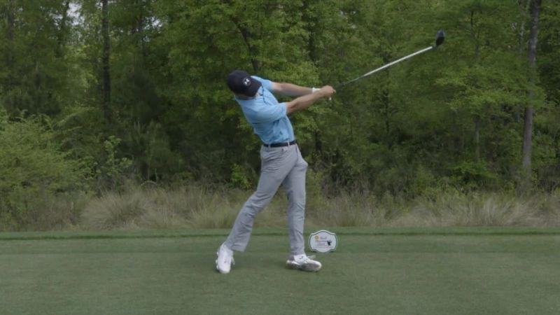 Swing Analysis Jordan Spieth