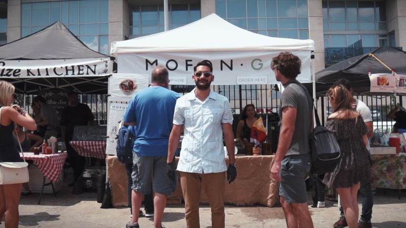 Watch Mofon Go A Puerto Rican Food Truck With Big