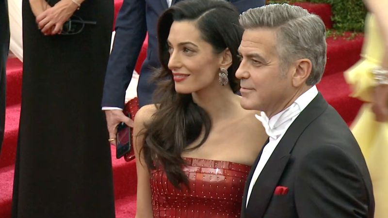 "5693b2d4fa7 Watch The International Best-Dressed List | The 2015 Best-Dressed List: How  Amal Clooney ""Kills It"" on the Red Carpet 