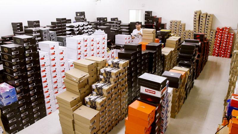watch sneakerheadz rob dyrdek amp wale admit to sneaker