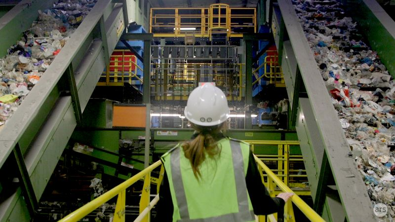 Watch Science Ars Tours The Sims Municipal Recycling