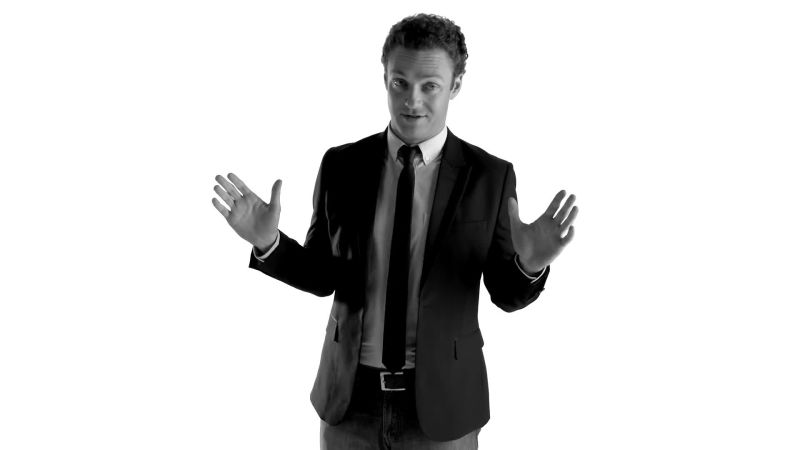 Actor Ross Marquand's Celebrity Impressions are Dead-On