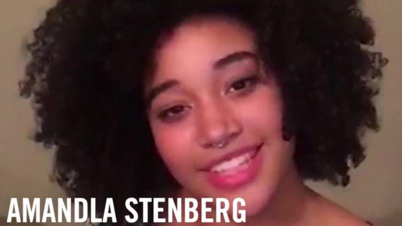 Watch Amandla Stenberg Wants to Hear Your #BlackGirlMagic Stories | Teen  Vogue Video | CNE
