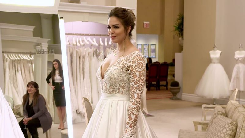22bb446cd41d Watch Vanderpump Rules for Finding the Perfect Wedding Dress with ...