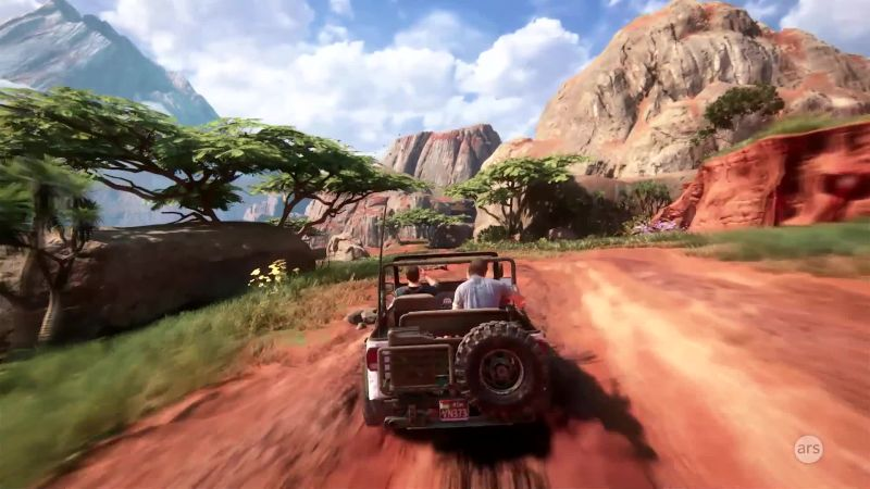 Watch Games And Culture Uncharted 4 Gameplay Clips Madagascar