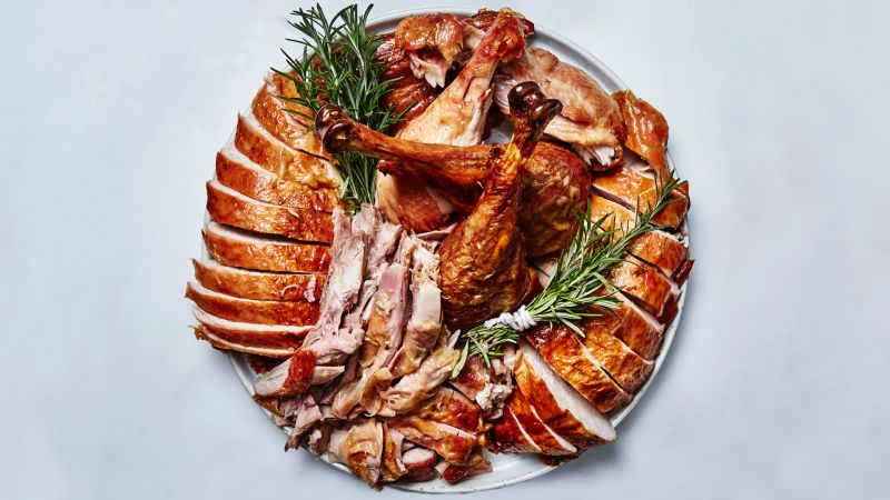 Watch How To Carve A Turkey Not At The Dining Table